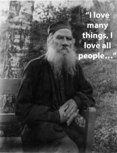 Tolstoy