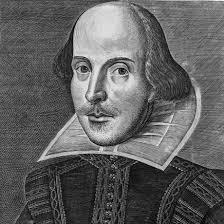 Salah satu foto yang diduga paling kuat sebagai foto Shakespeare.