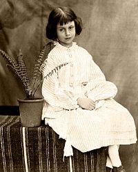 Alice Liddel.