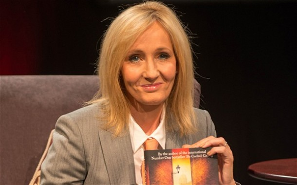 JK Rowling alias Robert Galbraith | Photo: Fenris Oswin/PA Wire