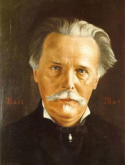 Karl may dan 10 fakta menarik tentang dirinya for Spiegel gutenberg