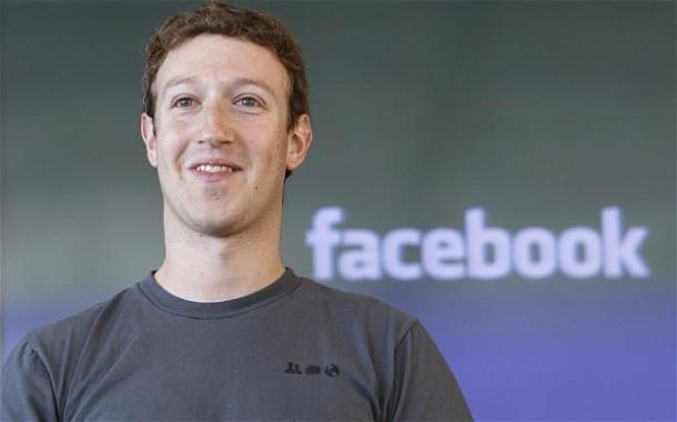 Mark Zukerberg.
