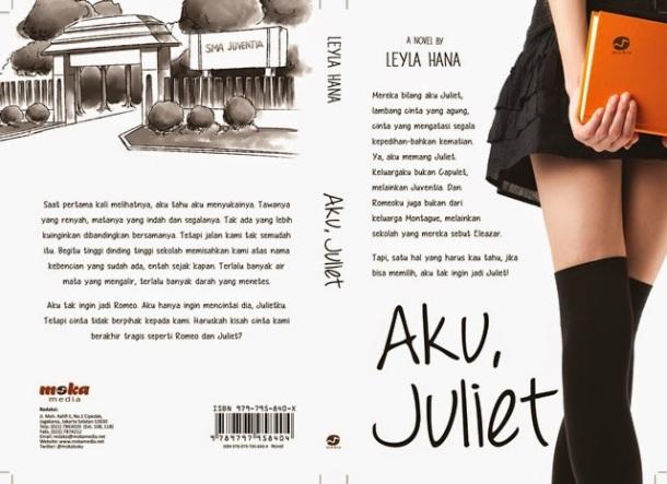 Novel Aku, Juliet (Moka, 2014)