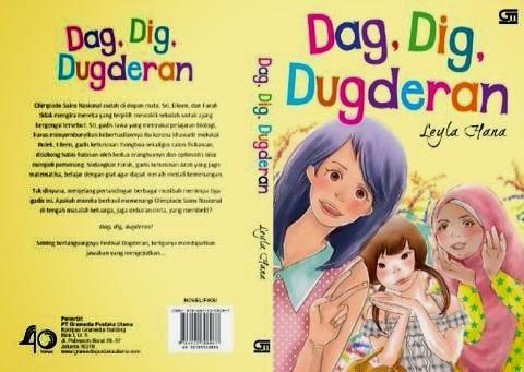 Novel Dag, Dig, Dugderan (GPU, 2014)