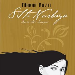 10 Fakta Penulis Novel SittiNurbaya